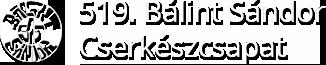 519. Bálint Sándor Cserkészcsapat - (scouts, scouting in Szeged)
